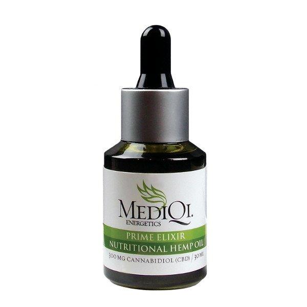 MediQI Prime Elixir Nutritional Hemp Oil