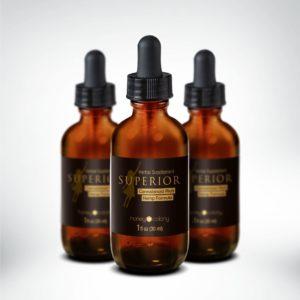 Superior hemp Oil
