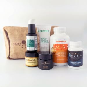 product bundle for full-spectrum health